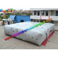 Buy cheap Crazy Laser Tag Maze Inflatable Sport Games With White Color PVC Tarpaulin from wholesalers