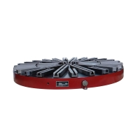 Buy cheap 16kgf/Cm2 1050mm Magnetic Chuck For Lathe Machine from wholesalers