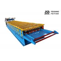 Buy cheap Fully Automatic Glazed Tile Roll Forming Machine 380v 50HZ 3PH For High Story Building from wholesalers
