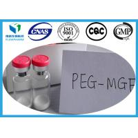 Buy cheap Peg MGF Growth Hormone Peptides For Bodybuilding MGF Mechano Growth Factor from wholesalers