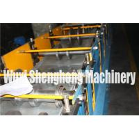 Buy cheap High Precision Metal Forming Machinery / Decking Floor Sheet Roll Forming Line from wholesalers