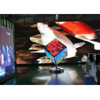 Buy cheap Indoor 3D Led Cube 16X16X16 , Led Cube Display High Brightness P4 from wholesalers