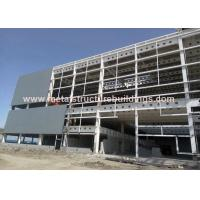 Buy cheap Q345B Heavy Structural Steel Fabrication Modern Designed Easy To Erection from wholesalers