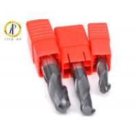 Buy cheap Two Flute Center Cutting End Mill Router Bit , 0.3mm~20mm Carbide Chamfer End Mill from wholesalers