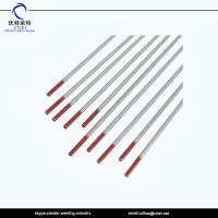 Buy cheap High Quality WT20 2.4mm * 175 mm Tig Welding Tungsten Electrode Welding Rod from wholesalers