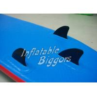 Buy cheap Inflatable surf board, inflatable surfboard water game and water board from wholesalers