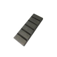 Buy cheap 240*100*23mm Unit Weight 3.9kgs CB100 Loader Bucket Wear Parts product