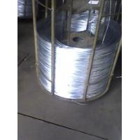 Buy cheap High Zinc Coated Hot-galvanized Handle Wire Bundle Or Roll, Galvanised Wire Mesh 0.9 - 8.0mm from wholesalers