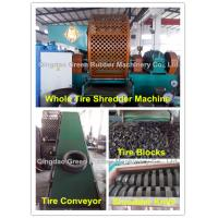 Buy cheap Rubber Machine Wast Tyre Recycling Machinery from wholesalers