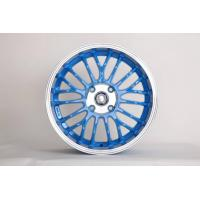 Buy cheap car alloy wheels TD124 from wholesalers
