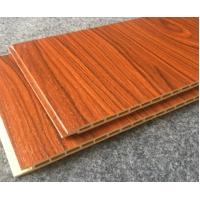 Buy cheap pvc wall panel manufacturer decorative wall covering sheets hygenic pvc wall facad panel WPC ceiling cladding Srilanka from wholesalers