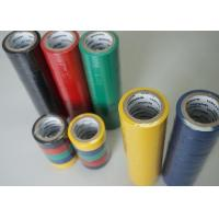Buy cheap High Voltage High Temperature Tape Low Lead Cadmium Rubber For Electrical from wholesalers
