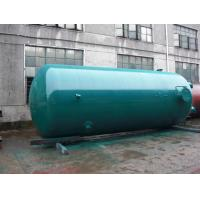 Buy cheap Super insulation vertical air stainless steel pressure vessels from wholesalers