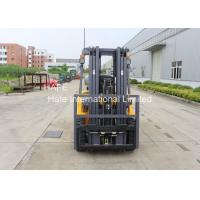 Buy cheap Mechanical Gas Powered Forklift 2.5T 6m High Efficiency With External Air Filter from wholesalers