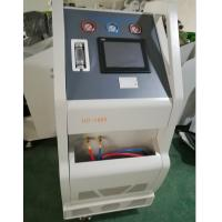 Buy cheap 3 / 8 HP Compressor Automotive AC Recovery Machine A / C System Flushing / Cleaning from wholesalers