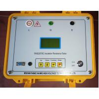 Buy cheap Automatic Insulation Resistance Test Equipment For Water Cooled Type Power Generator from wholesalers