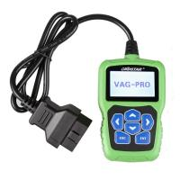 Buy cheap OBDSTAR VAG PRO Auto Key Programmer No Need Pin Code Support New Models and Odometer from wholesalers