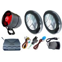 Buy cheap Anti Hijacking Auto Car Alarm System Auto Lock / Unlock Owner Detection from wholesalers