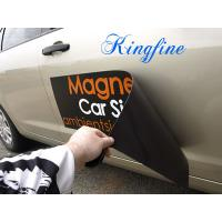 Buy cheap Waterproof Custom Magnetic Car Stickers , Pvc Vinyl Sticker For Fridge Window 1.5m Max from wholesalers