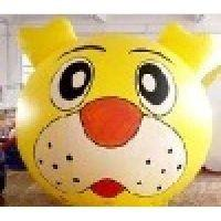 Buy cheap The gift of the cartoon tiger for children, inflatables helium balloon from wholesalers