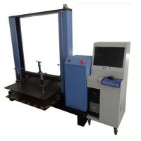 Buy cheap Computer Control Package Testing Equipment , Carton Resist Compression Test Machine product