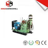 Buy cheap 22 Kw Power Small Core Drilling Rig XY - 2B With 600m Drilling Depth from wholesalers