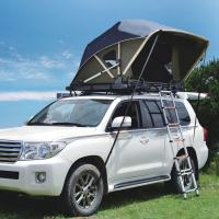 Buy cheap PU Coating 3000mm Camping Tent On Top Of Car Automatic Opening Easy Use from wholesalers