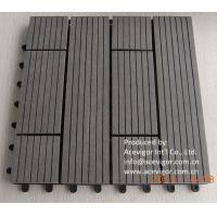 Buy cheap WPC DIY decking tiles from wholesalers