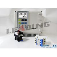 Buy cheap IP54 Duplex Pump Controller With One Button Calibration , Parameters Can Be Defined product