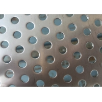 Buy cheap JINTONG ISO9001 1.5mm Stainless Steel Perforated Sheet from wholesalers