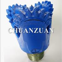 Buy cheap 7 1/2 Inch Steel Tooth Tricone Bit 190MM For Well Drilling CE Certification product