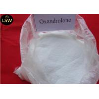 Buy cheap CAS 53-39-4 Bodybuilding Supplements Steroids , Raw Steroid Powders Oxandrolone / Anavar from wholesalers