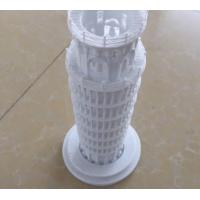 Buy cheap Leaning Tower of Pisa 3D Rapid Prototyping Printing Service With Competitive Price And Fast Delivery For Demonstration from wholesalers