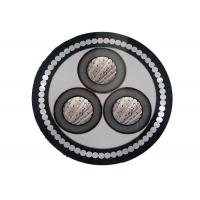 Buy cheap Al / Cu Conductor 3 Cores 35mm Multi Core Armoured Cable Metallic Shield from wholesalers