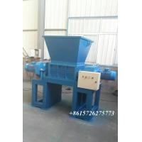 Buy cheap single-shaft shredder/ Double-shaft shredder/ Waste plastic recycling machinery from wholesalers