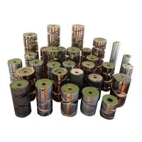 Buy cheap Spinning Machine Metal Grooved Drum , Autoconer Spare Parts High Strength Long Lifespan from wholesalers