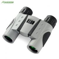 Buy cheap FORESEEN 10x25 Compact Waterproof Binoculars Double Coated Grey Color from wholesalers