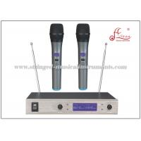 Buy cheap FM Modulation Audio PA Systems UHF 600-920MHz  50Hz -18KHz Frequency respond from wholesalers