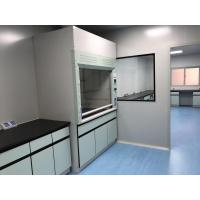 Buy cheap Full steel lab fume hood / fume cupboard / fume chamber for chemistry laboratory from wholesalers