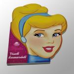 Buy cheap Disney Story Card Custom Board Book Printing Pantone Color For Children from wholesalers