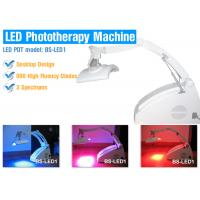 Buy cheap Skin Rejuvenation PDT LED Light Therapy Machine With Two Heads For Reduce Wrinkle Lines from wholesalers
