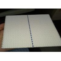 Buy cheap White Cotton Conveyor Belt For Stackers , 4 Ply Corrugator Belt for transport from wholesalers
