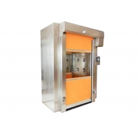 Buy cheap Fast Shutter Door Cargo Air Shower Tunnel Cutsomized Size And Color from wholesalers