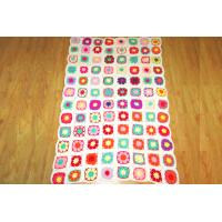 Buy cheap Wholesale China Cotton Blanket Crochet Baby Blanket Patterns 100% Handmade from wholesalers