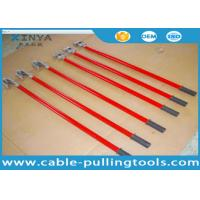 Buy cheap ARC Opening Type Telescoping Electrical Hot Stick For Line / Substation Construction from wholesalers