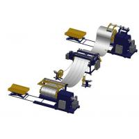 Buy cheap 30KW Electric Metal Slitting Machine , High Speed Slitting Cutting Machine from wholesalers