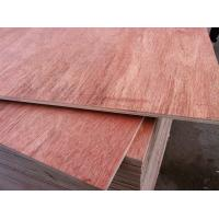Buy cheap 15mm 4X8 Double Sided Okoume Faced Plywood with Poplar Core E1 Glue for Cabinet Making from wholesalers
