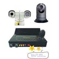 Buy cheap All - In - One Vehicle PTZ Camera Controller Integrated With 9 Inch Monitor product