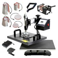 Buy cheap Combo Heat Press Machine 8in1,5in1,Heat Transfer Manchine,Cargo Services from China from wholesalers