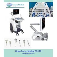 Buy cheap Trolley Color Doppler Ultrasound Scanner with LED MSK examination from wholesalers